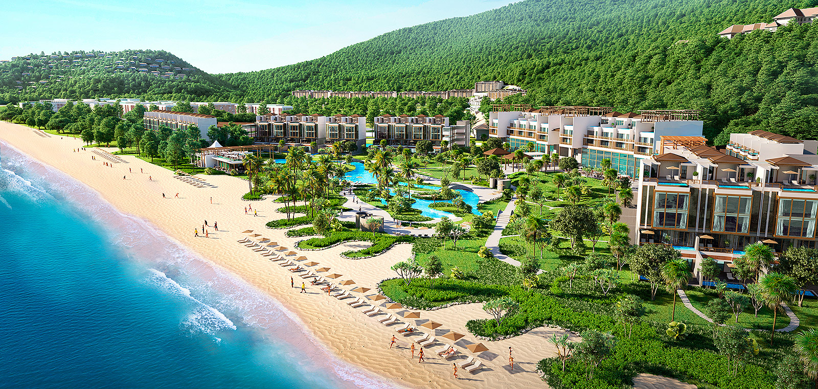 Premium Beach Front Condos | Angsana Residences Lang Co