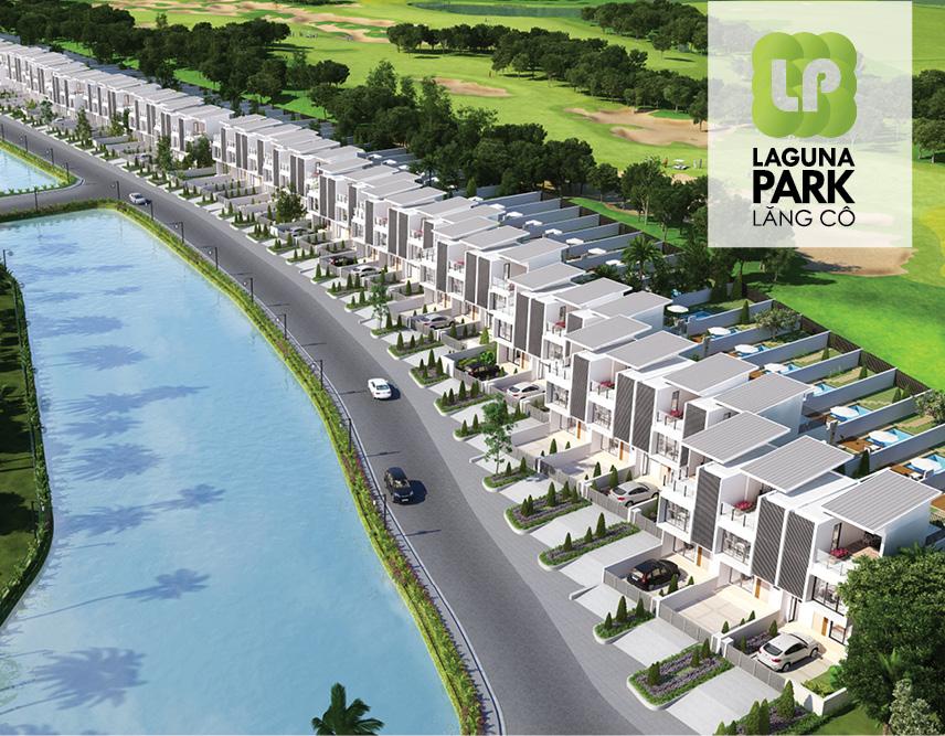 Laguna Park Residences Lang Co brand