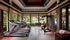 Gym Banyan Tree Laguna Lang Co beach resort