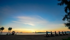 Angsana Lang Co beach - in the morning