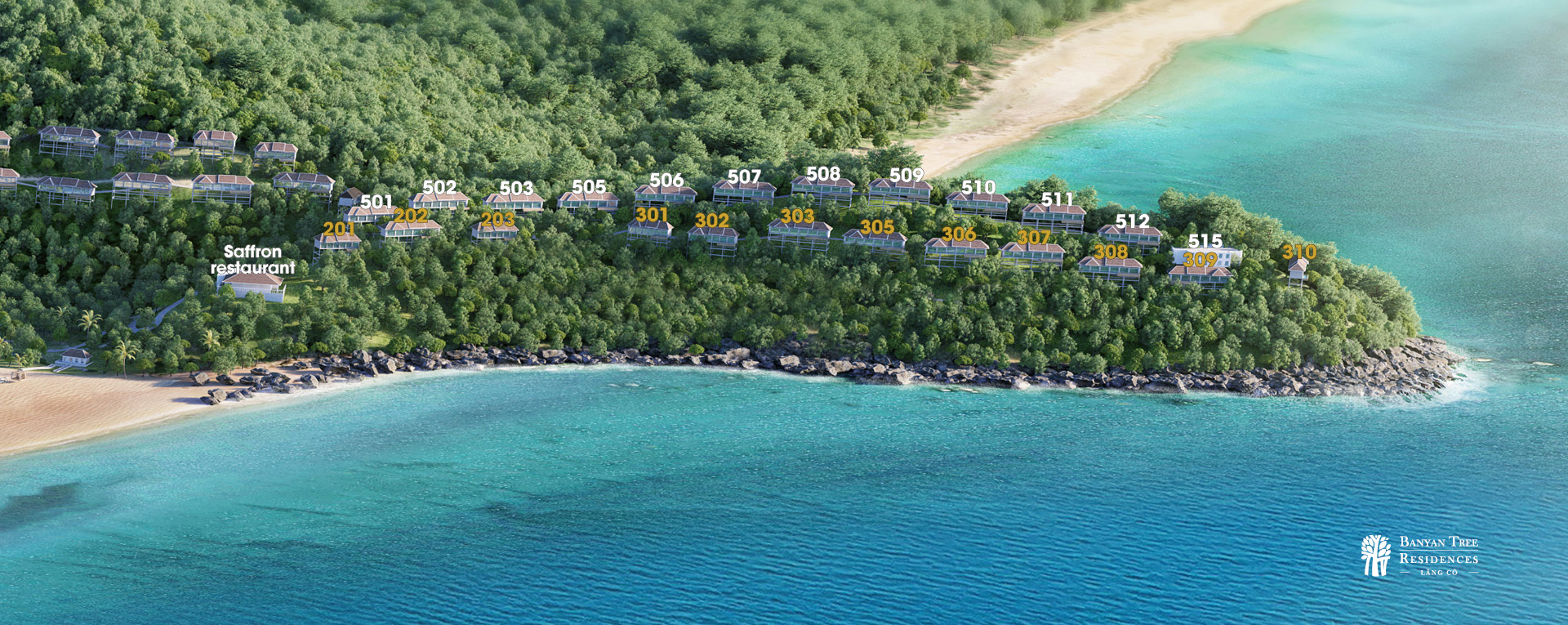 Banyan Tree Residences Lang Co - Live the exclusive Banyan Tree lifestyle