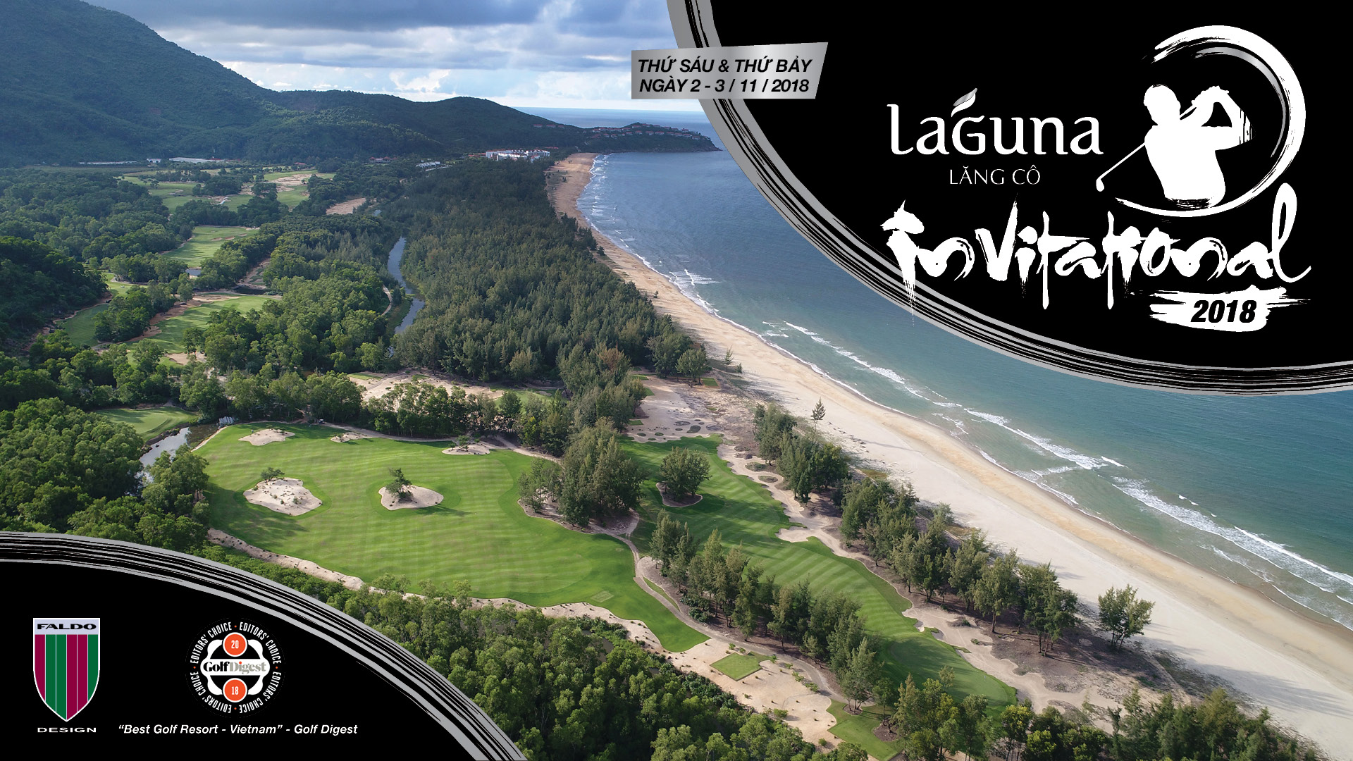Giải đấu Laguna Invitational 2018