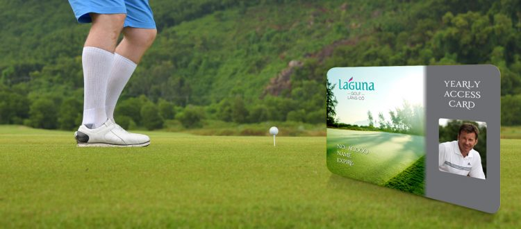Golf membership at Laguna Golf Lang Co