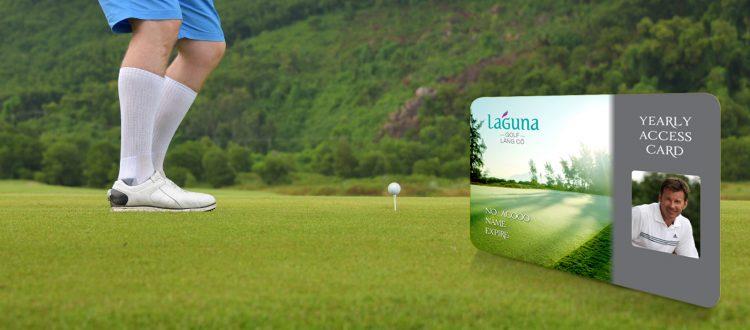 Thẻ hội viên sân Golf Laguna Lang Co
