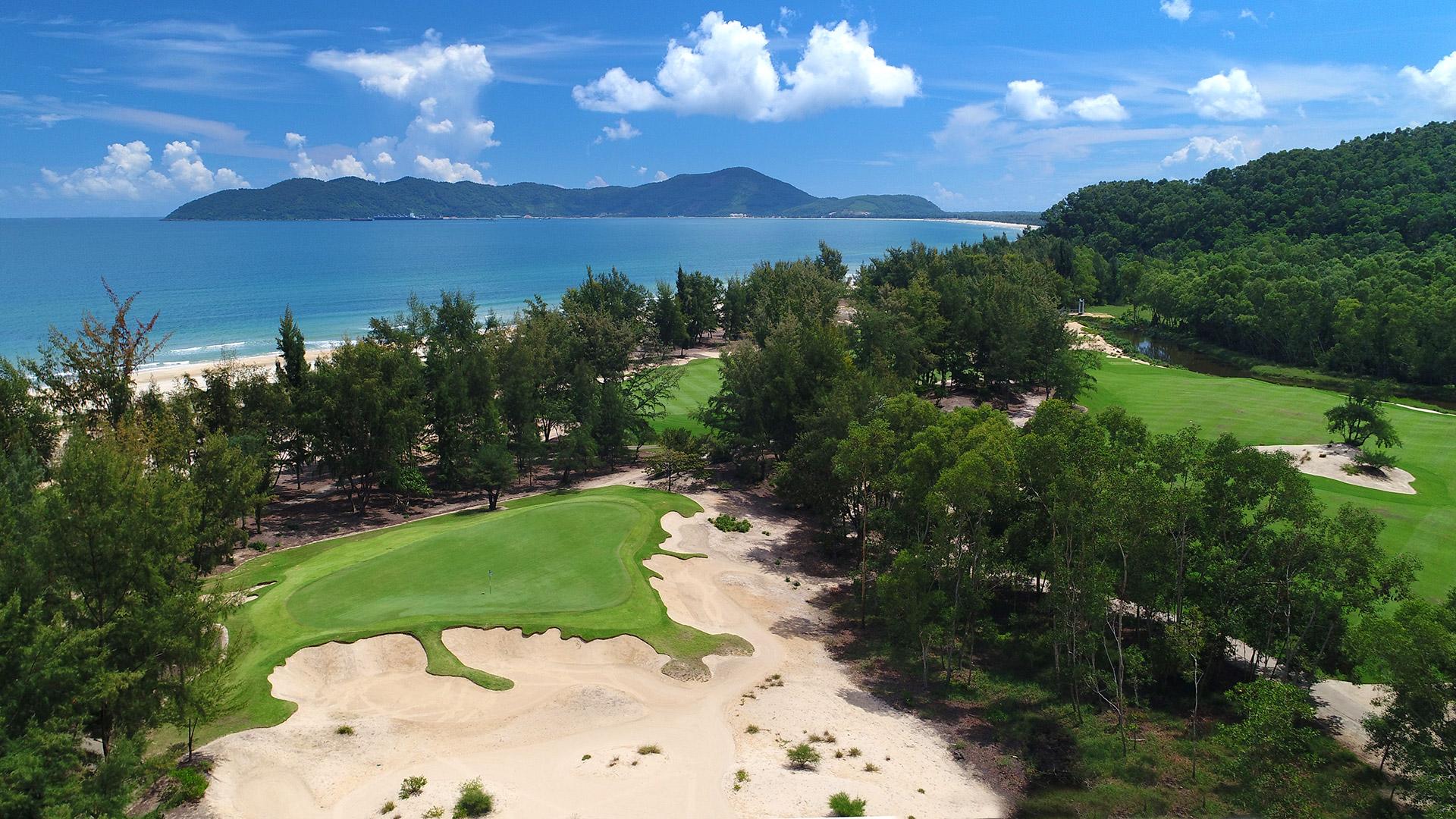 Sân Gôn Laguna Golf Lăng Cô - Sân golf nghỉ dưỡng tốt nhất châu Á
