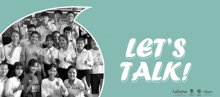 Lets Talk Program - Laguna Lang Co CSR