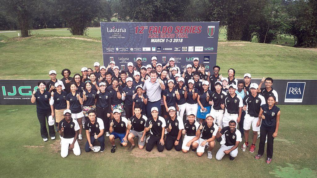Faldo Series Asia Grand Final 2018
