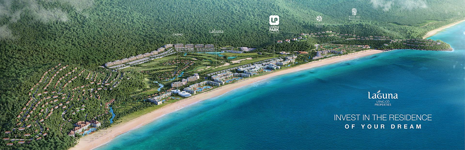 Laguna Park Residences - Laguna Lang Co Master Plan