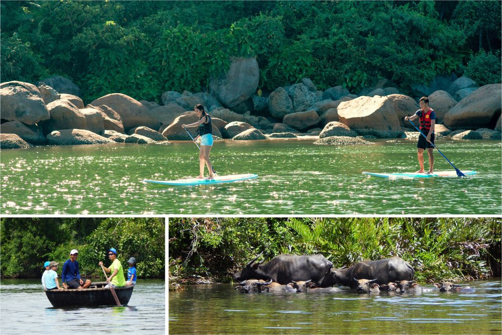 Bu Lu River And Village Adventure