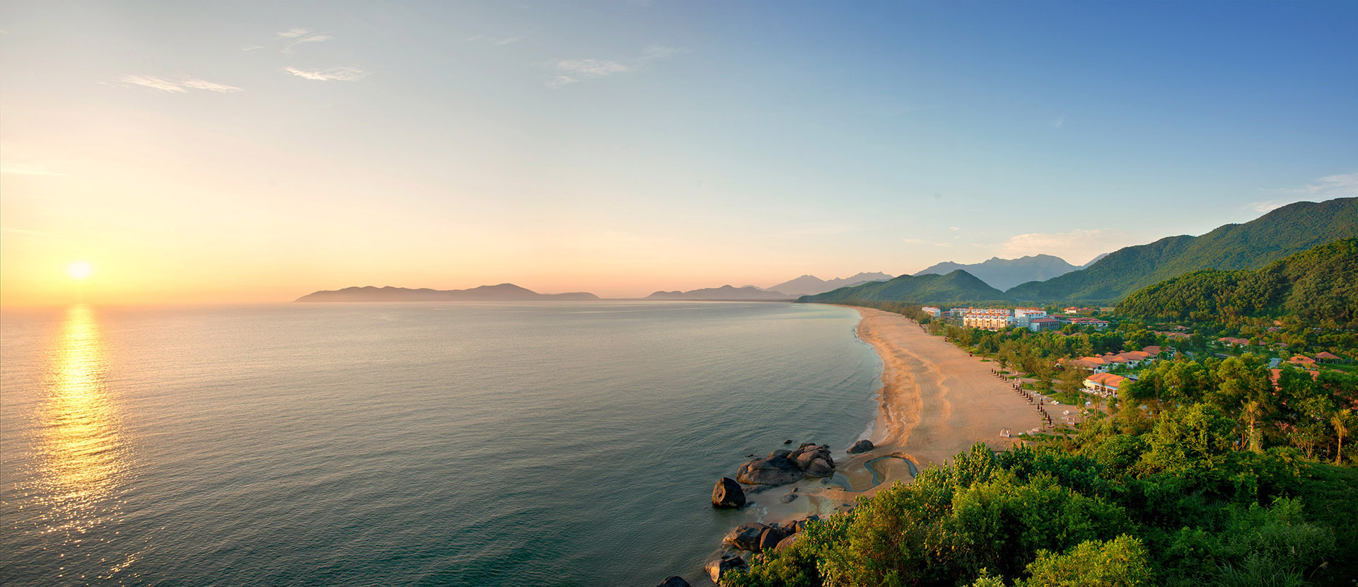 khu phức hợp nghỉ dưỡng cao cấp Laguna Lăng Cô