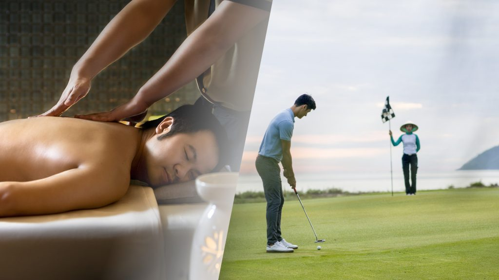 Golf Daily Promotions - Golf and Spa