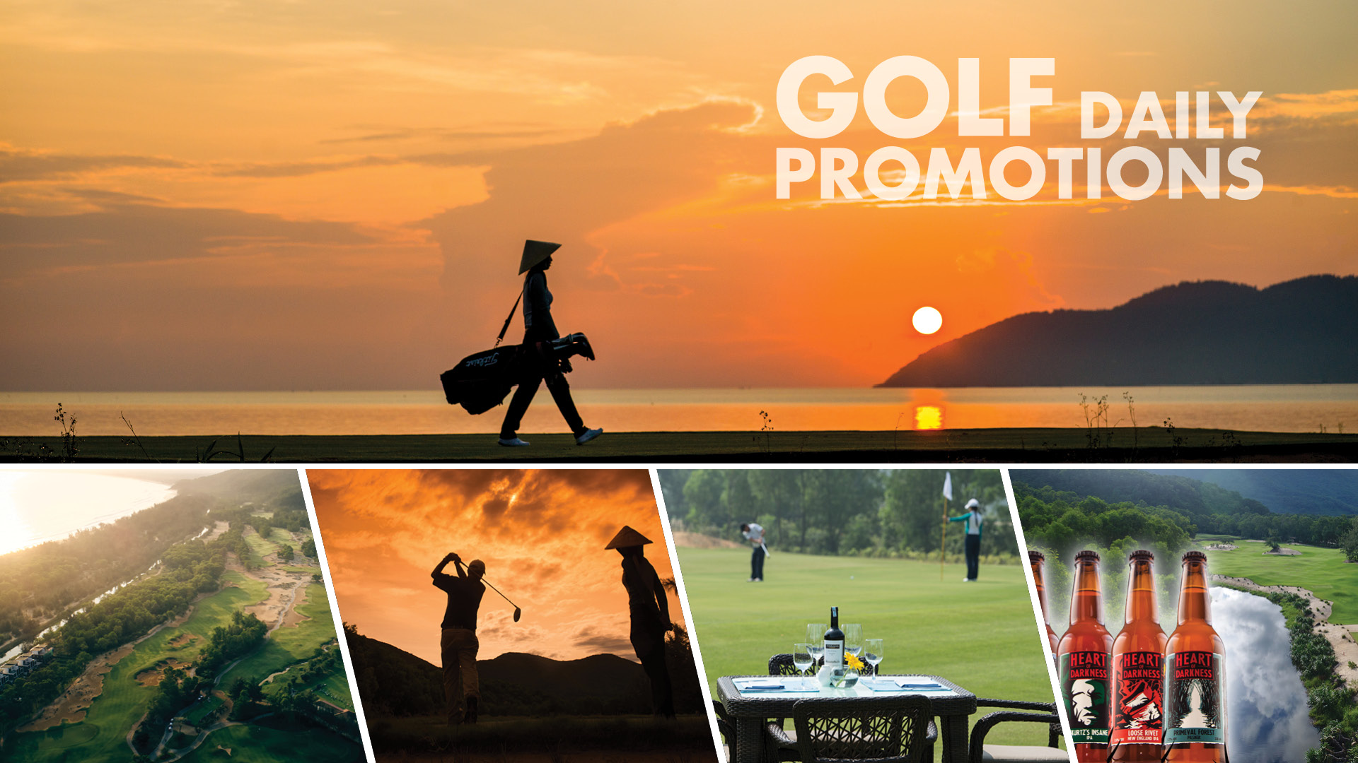 Golf Daily Promotion