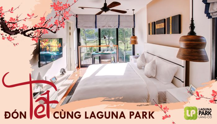 Đón Tết cùng Laguna Park Lăng Cô