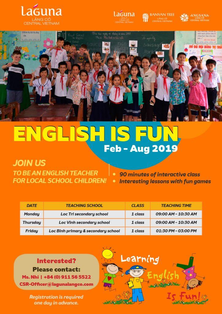 English Is Fun 2019 - Page 1