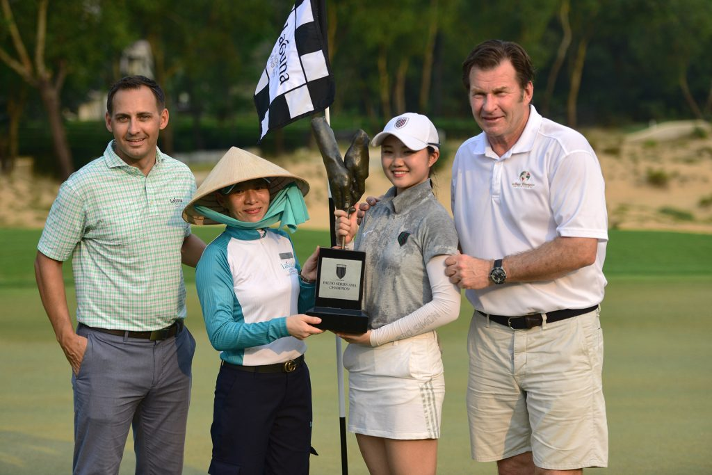 Laguna Golf Lang Co - Faldo Series Asia Grand Final