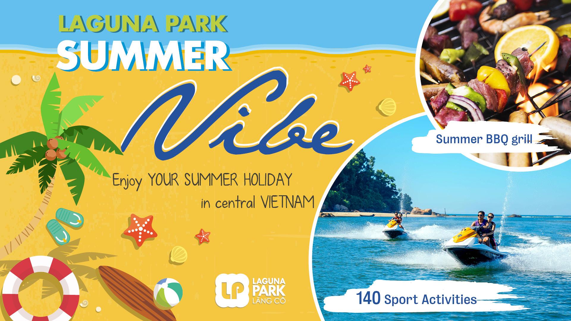 Laguna Park Summer Vibe