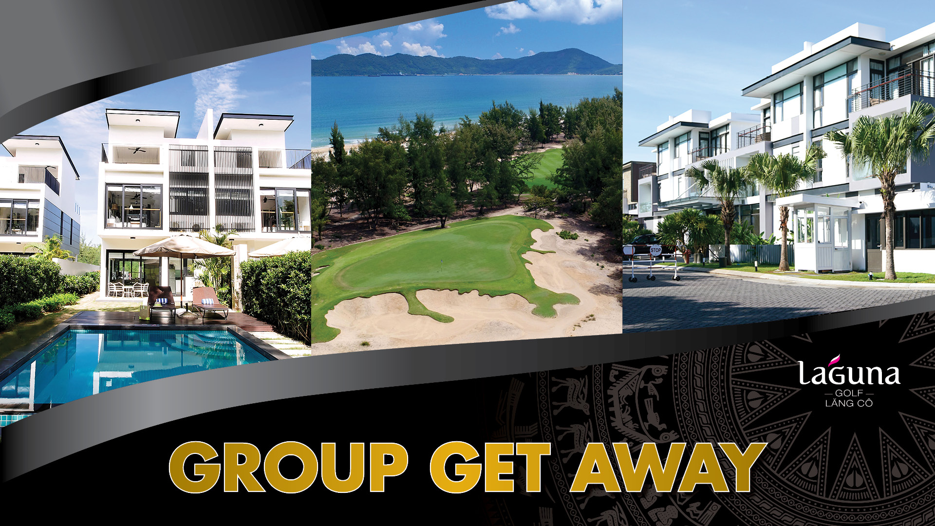 Group Get Away Golf Package
