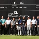 Lexus Challenge 2019 golf tournament