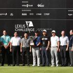 Lexus Challenge 2019 golf tournament