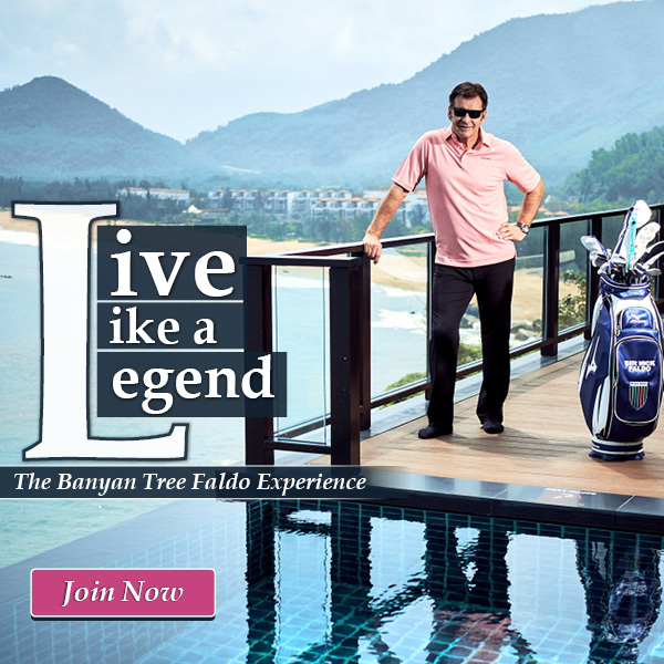 Live like A Legend - The Banyan Tree Faldo Experience-banner