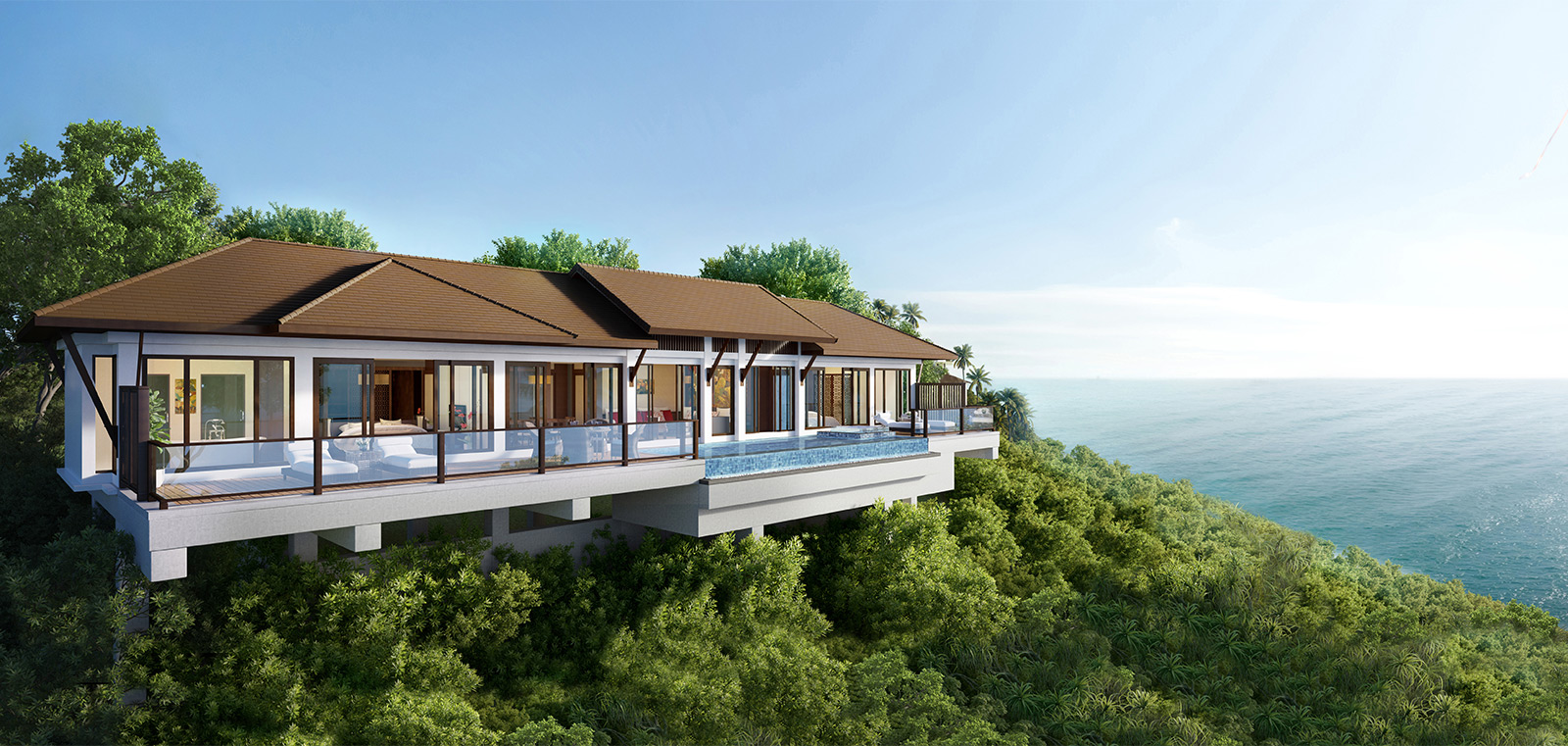 Tiến độ dự án Biệt thự biển Banyan Tree Residences
