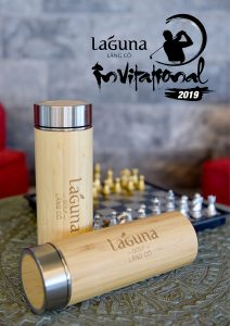 phong trào chống rác thải nhựa - Laguna Invitational 2019