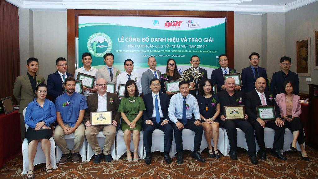 Top 10 sân golf hàng đầu Việt Nam 2019
