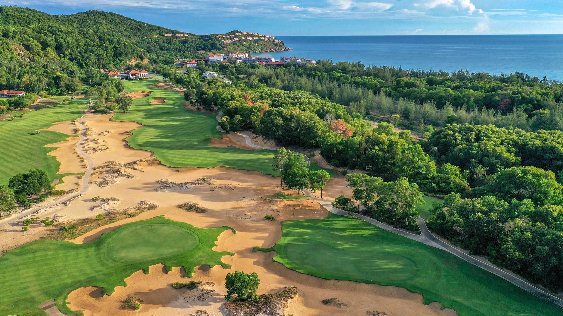 Laguna Lang Co golf club 2019