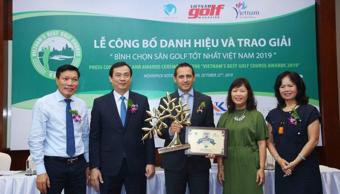 Laguna Lang Co Golf Club - Sân Golf Tốt Nhất Việt Nam năm 2019