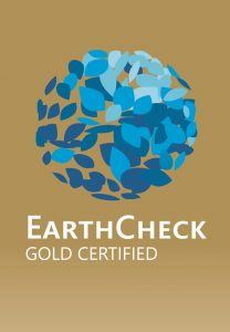 EarthCheck Gold Certified
