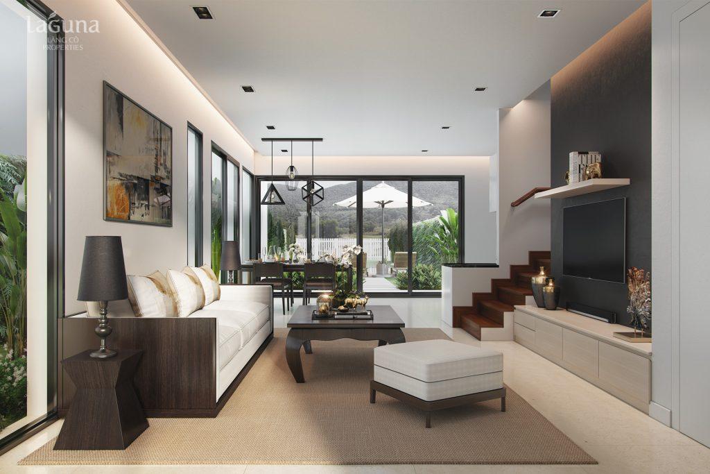 Laguna Park Interior Living Room